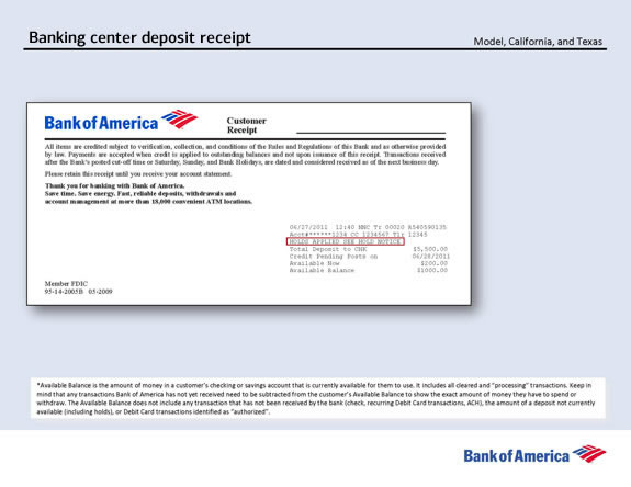 how to delete a savings account bank of america
