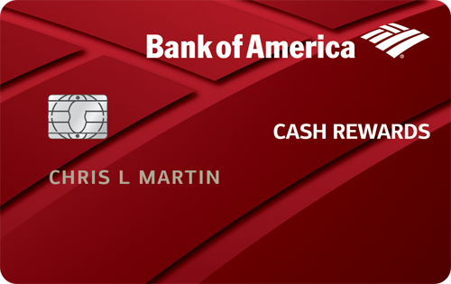 Bank Of America Cash Rewards Credit Card Cash Back Categories Exclusions