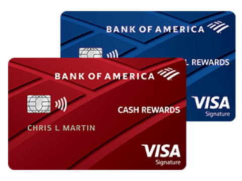 Mastercard Credit Cards From Bank Of America