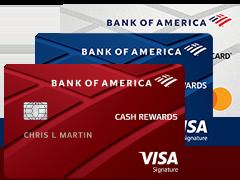 linea de credito en efectivo bank of america