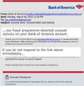 bank of america toll free number from india