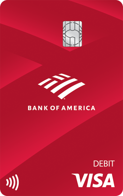 Debit Cards Apply For A Bank Debit Card From Bank Of America