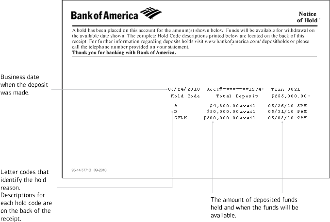 beneficial ownership form bank of america