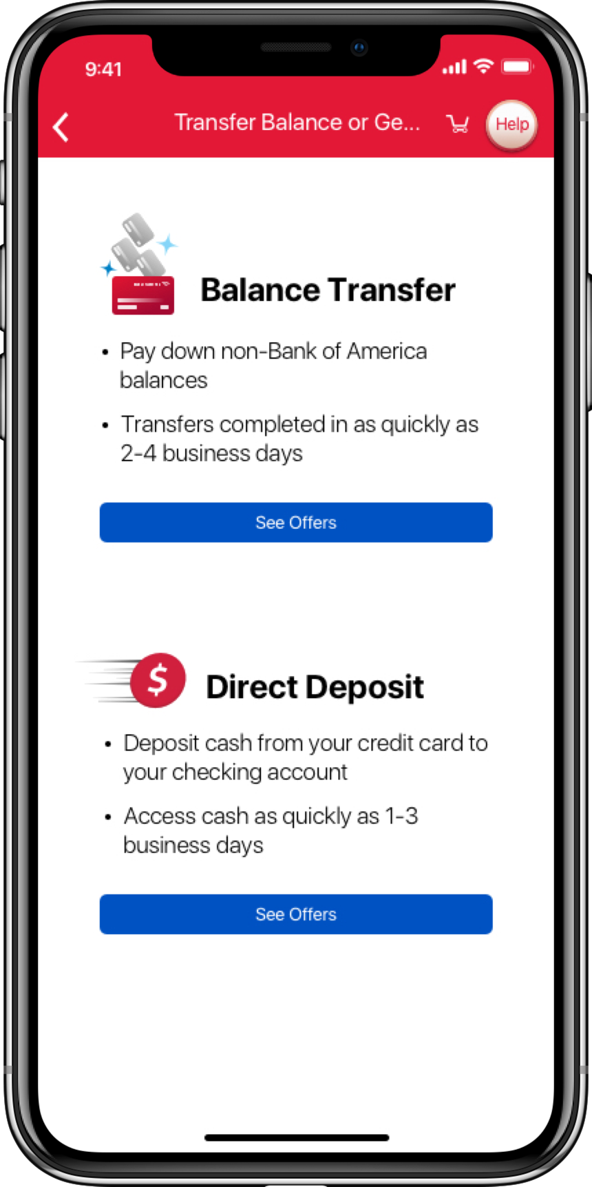 credit one online banking saving account
