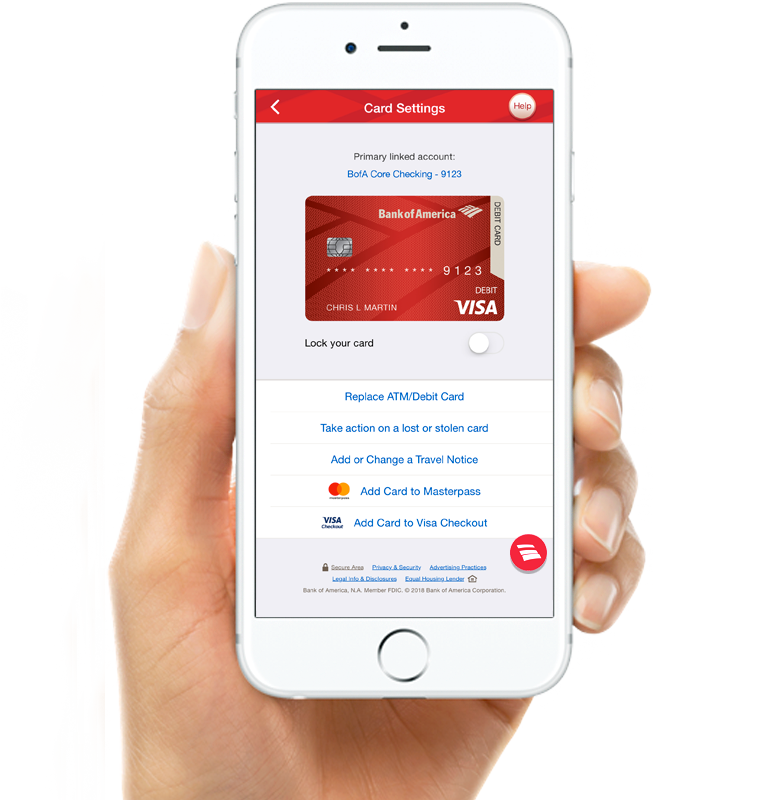 Misplaced Debit Card? Lock Or Unlock Your Debit Card Right