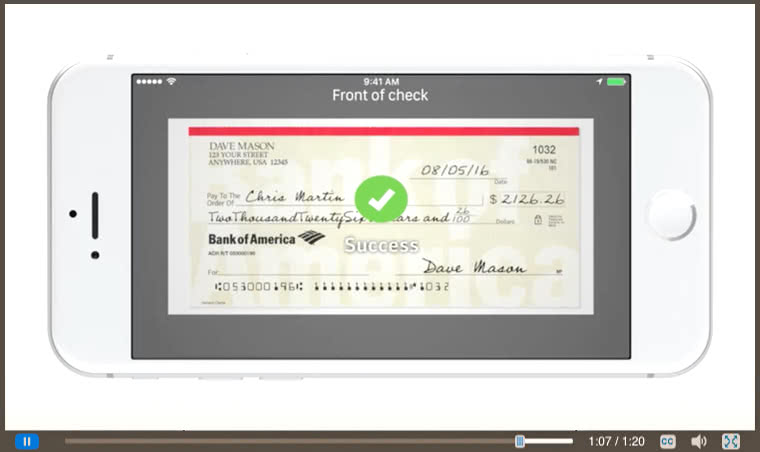 How to use Mobile Check Deposit for Fast & Simple Deposits