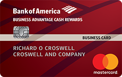 Business advantage cash rewards mastercard from bank of america earn up to 3 cash back on business purchases colourmoves