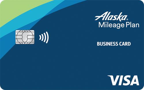 Alaska Airlines Visa® Business Card