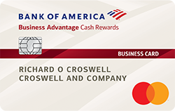 Small Business Credit Cards from Bank of America