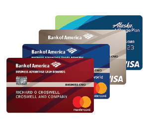 Find small business credit cards from bank of america customized offers fast and easy reheart Gallery