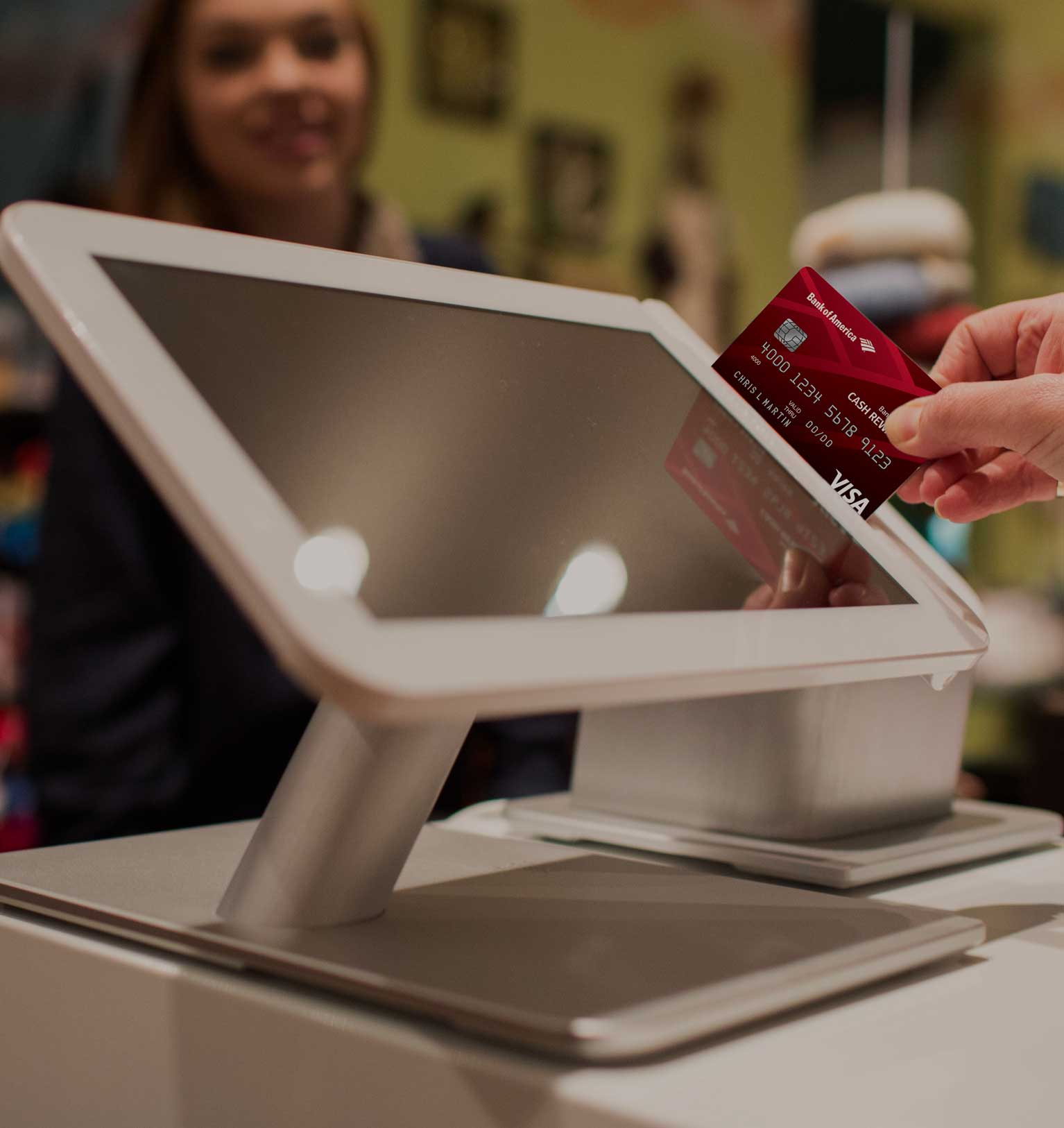 Payment credit card processing how does it work bank of america merchant services is committed to providing processing solutions to fit your needs payment processing small business credit card reheart Choice Image