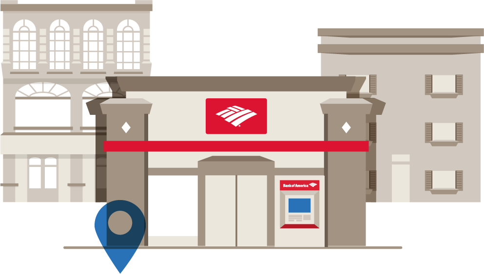 tarjeta de crédito roja de bank of america